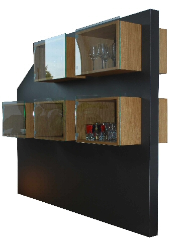 "Sideboard ""Cube"""